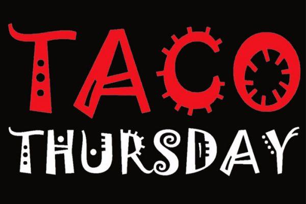 Taco Bar Thursday