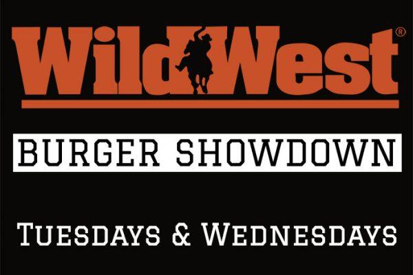 Wild West burger Showdown